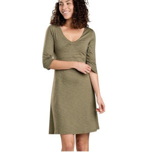 Horny Toad Rosalinda Casual Jersey Dress
